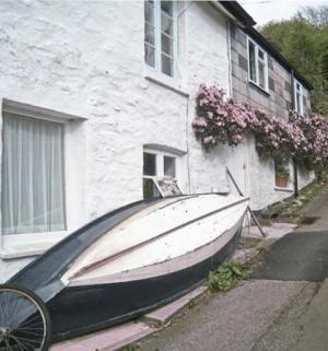 Split Cottage, Falmouth, Cornwall