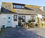 Bay House - Lobber. Port Isaac Dog Friendly Apartment With Sea Views