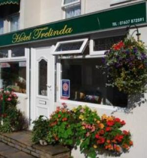 The Trelinda Guest House, Newquay, Cornwall