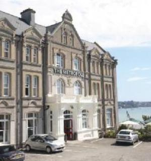 Metropole Hotel, Padstow, Cornwall