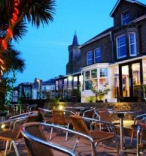 The Atlantic Hotel, St Ives, Cornwall