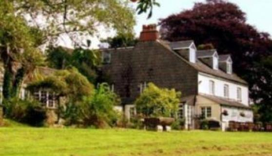 Great Trethew Manor Country Hotel And Restaurant, Menheniot, Cornwall