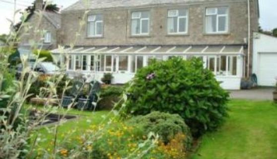The Gables Guest House, St Austell, Cornwall