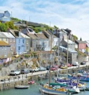 Blue Harbour, Mevagissey, Cornwall