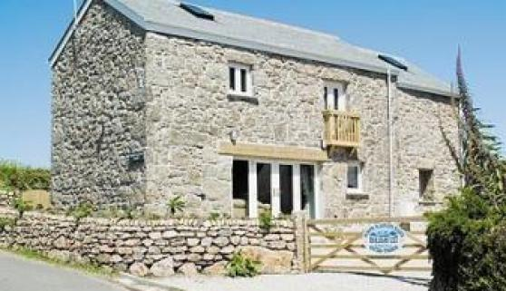 Porth Nanven Barn, St Just, Cornwall