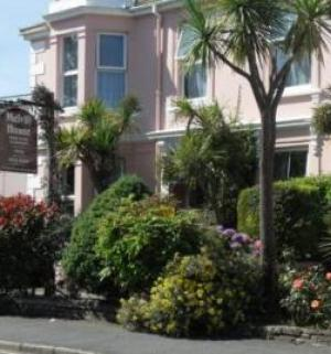 Melvill Guest House, Falmouth, Cornwall