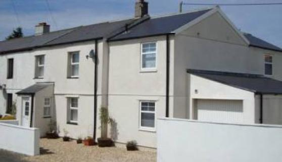 Carland Cross Bed and Breakfast, Crantock, Cornwall