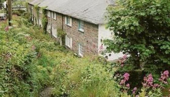 Mariners Cottage, Boscastle, Cornwall