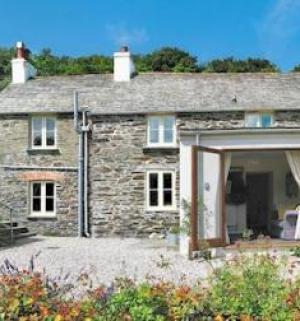 Ivy Cottage, Boscastle, Cornwall
