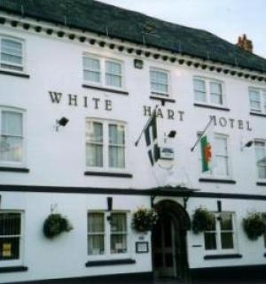 The White Hart Hotel, Launceston, Cornwall
