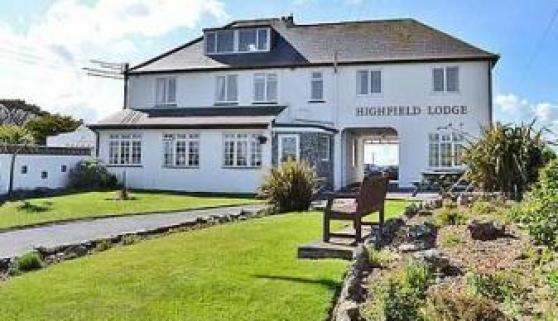 Highfield Lodge, Crantock, Cornwall