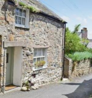 Green Man Cottage, Mousehole, Cornwall