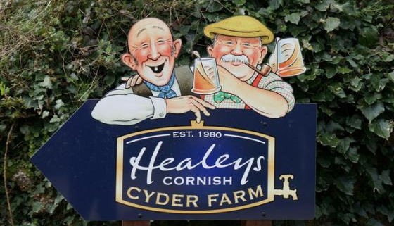 Cornish Cyder Farm, Cornwall