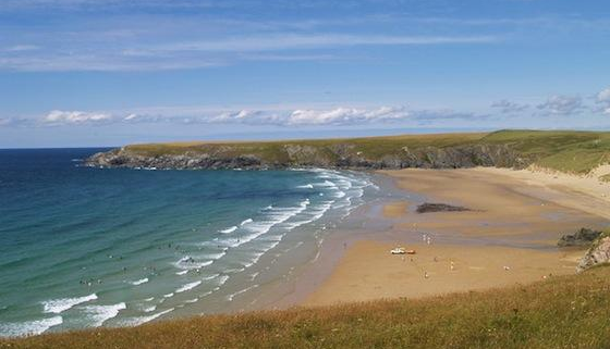 Accommodation In Crantock That Accepts  Large Dogs