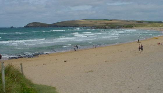 Constantine Bay, Cornwall