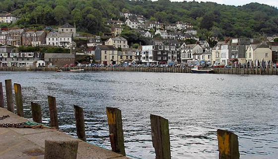 West Looe, Cornwall