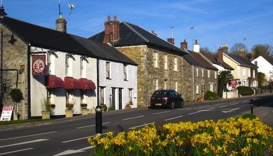 Grampound, Cornwall