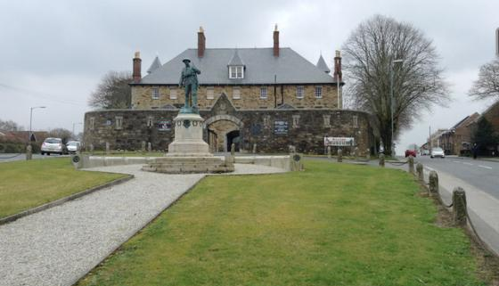 Cornwall's Regimental Museum, Cornwall