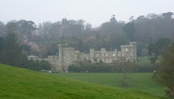 Caerhays Castle and Gardens, Cornwall