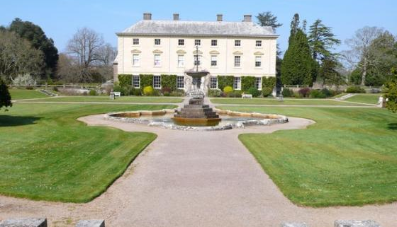 Pencarrow House and Gardens, Cornwall