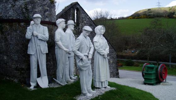 China Clay Museum, Cornwall
