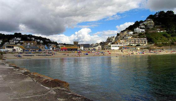 East Looe, Cornwall