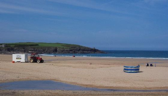 Harlyn Bay, Cornwall