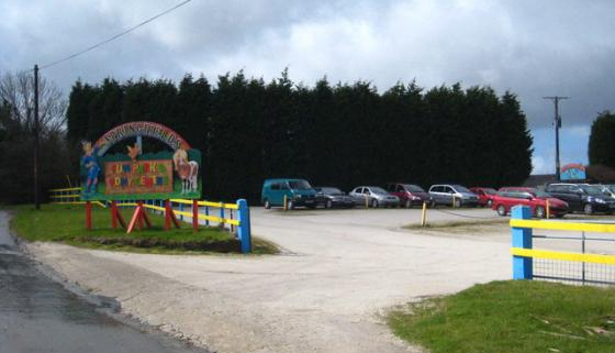 Springfields Fun Park and Pony Centre, Cornwall