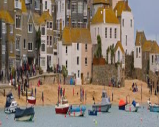 St Ives Society of Artists, Cornwall